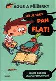 Už je tady pan Flat! (Agus a příšerky) - obálka