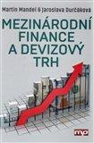 Mezinárodní finance a devizový trh - obálka