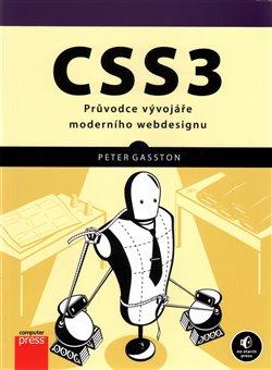 Obálka titulu CSS3