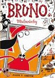 Bruno malovánky (Kniha, flexi) - obálka