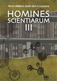 Homines scientiarum III - obálka