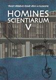 Homines scientiarum V - obálka