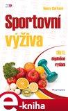 Sportovní výživa (Třetí, doplněné vydání) - obálka