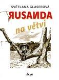 Rusanda na větvi - obálka