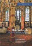 Hradní kaple II. doba lucemburská - obálka