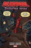 Deadpool: Drákulova výzva - obálka