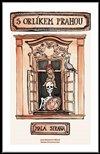 Obálka knihy S Orlíkem Prahou - Malá Strana