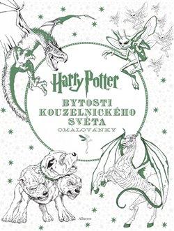 Obálka titulu Harry Potter: Bytosti kouzelnického světa