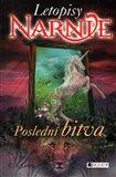 Letopisy Narnie - Poslední bitva - obálka