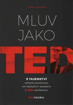 Obálka titulu Mluv jako TED