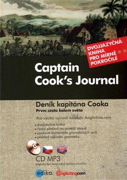 Obálka titulu Deník kapitána Cooka / Captain Cook´s Journal