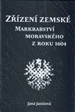 Zřízení zemské (Markrabství moravského z roku 1604) - obálka