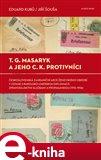 T. G. Masaryk a jeho c.k. protivníci - obálka