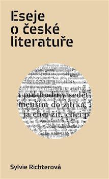 Obálka titulu Eseje o české literatuře