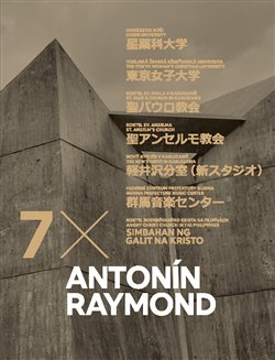 Obálka titulu Antonín Raymond 7x