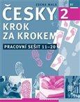 Česky krok za krokem 2 (Pracovní sešit: Lekce 11–20) - obálka