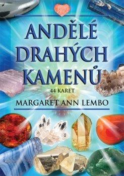 Obálka titulu Andělé drahých kamenů