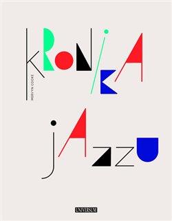 Obálka titulu Kronika jazzu