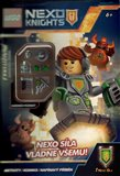 Lego Nexo Knights Nexo síla vládne všemu! (Kniha, brožovaná) - obálka
