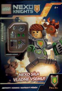 Obálka titulu Lego Nexo Knights Nexo síla vládne všemu!