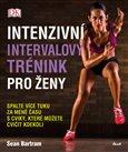 Intenzivní intervalový trénink pro ženy (Spalte více tuku za méně času s cviky, které můžete cvičit kdekoli) - obálka