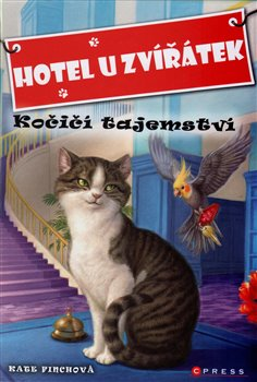 Obálka titulu Hotel u zvířátek - Kočičí tajemství