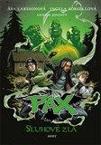 Pax - Sluhové zla - obálka
