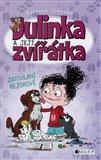 Julinka a její zvířátka – Zatoulaní pejskové - obálka