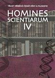 Homines scientiarum IV - obálka