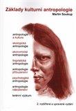Základy kulturní antropologie - obálka