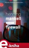 Firewall (Případy komisaře Wallandera) - obálka