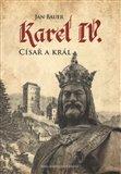 Karel IV. - Císař a král - obálka