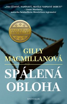 Spálená obloha - Gilly MacMillanová