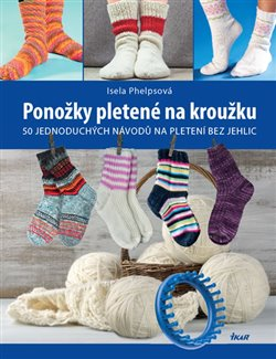 Obálka titulu Ponožky pletené na kroužku