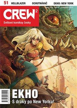 Crew2 - Comicsový magazín 51/2016