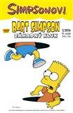 Bart Simpson 2/2016: Záhadný kluk - obálka