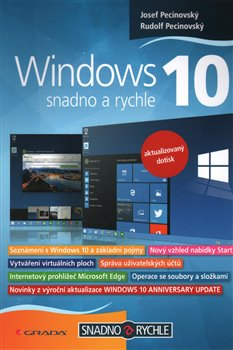 Obálka titulu Windows 10