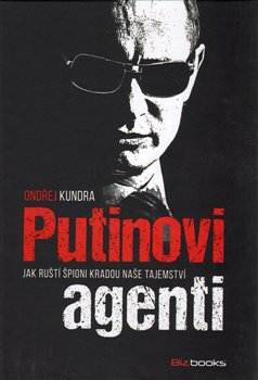 Obálka titulu Putinovi agenti