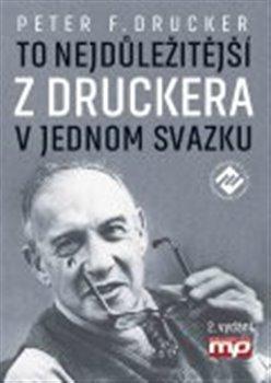 Obálka titulu To nejdůležitější z Druckera v jednom svazku
