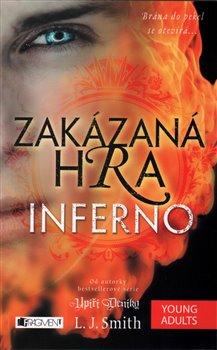 Obálka titulu Zakázaná Hra – Inferno