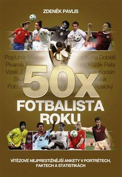 Obálka titulu 50x Fotbalista roku