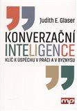 Konverzační inteligence (Klíč k úspěchu v práci a byznysu) - obálka