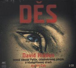 Děs. Temná zákoutí Paříže, chladnokrevný zabiják a všudypřítomný strach, CD - David Hidden