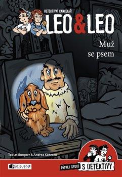Obálka titulu Detektivní kancelář Leo & Leo – Muž se psem