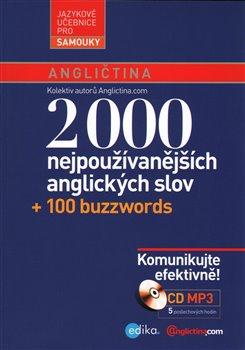 Obálka titulu 2000 nejpoužívanějších anglických slov