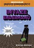 Invaze Endermanů (Neoficiální hráčovo dobrodružství: Kniha třetí) - obálka