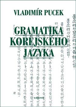 Obálka titulu Gramatika korejského jazyka