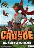 Robinson Crusoe - Na ostrově zvířátek - obálka