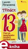 Třináct (Neobyčejný deník obyčejné holky) - obálka