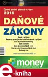 Daňové zákony 2016 ČR XXL ProFi (Úplná znění platná v roce 2016) - obálka